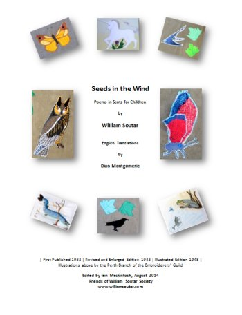 seeds in the wind booklet